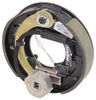 """Electric Trailer Brake Assembly - 7"""" - Left Hand - 2,000 lbs Electric Drum Brakes AKEBRK-2L"""