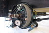 0  trailer brakes etrailer electric drum brake set kit - self-adjusting 10 inch left and right hand assemblies 3 500 lbs