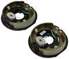 etrailer trailer brakes electric drum brake set kit - 10 inch left and right hand assemblies 3 500 lbs