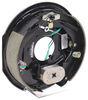 "Electric Trailer Brake Assembly - Self-Adjusting - 10"" - Left Hand - 3,500 lbs 10 x 2-1/4 Inch Drum AKEBRK-35L-SA"