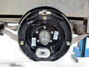 "Electric Trailer Brake Assembly - 12"" - Right Hand - 5,200 lbs to 7,000 lbs RH AKEBRK-6R"