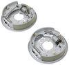 etrailer trailer brakes hydraulic drum brake set kit - uni-servo free backing dacromet 10 inch left/right hand 3 500 lbs