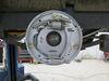 0  trailer brakes etrailer hydraulic drum 10 x 2-1/4 inch brake kit - uni-servo free backing dacromet left/right hand 3 500 lbs
