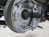 0  trailer brakes etrailer brake set 10 x 2-1/4 inch drum in use