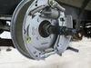 0  trailer brakes etrailer hydraulic drum 3500 lbs axle in use