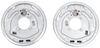 etrailer 10 x 2-1/4 Inch Drum Trailer Brakes - AKFBBRK-35-D