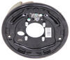 etrailer accessories and parts trailer brakes hydraulic drum brake - uni-servo free backing 10 inch left hand 3 500 lbs