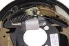 etrailer accessories and parts trailer brakes 10 x 2-1/4 inch drum hydraulic brake - uni-servo free backing left hand 3 500 lbs