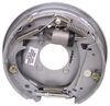 "Hydraulic Trailer Brake - Uni-Servo - Free Backing - Dacromet - 10"" - Right Hand - 3,500 lbs 3500 lbs AKFBBRK-35R-D"