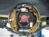 "Hydraulic Brake Kit - Uni-Servo - Free Backing - 12"" - Left/Right Hand Assemblies - 5.5K to 7K 5200 lbs Axle,6000 lbs Axle,7000 lbs Axle AKFBBRK-"