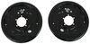 AKFBBRK-7 - 14-1/2 Inch Wheel,15 Inch Wheel,16 Inch Wheel etrailer Hydraulic Drum Brakes