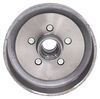 """Trailer Hub and Drum Assembly - 3,500-lb Axles - 10"""" Diameter - 5 on 4-1/2 - Galvanized 1/2 Inch Stud AKHD-545-35-G-K"""