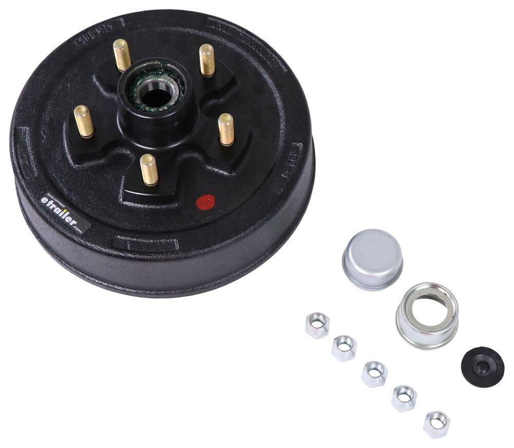 AKHD-550-35-EZ-K - 1/2 Inch Stud etrailer Trailer Hubs and Drums