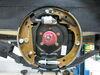 "Trailer Hub and Drum Assembly - 3.5K E-Z Lube Axles - 10"" Diameter - 6 on 5-1/2 - Pre-Greased EZ Lube AKHD-655-35-EZ-K"
