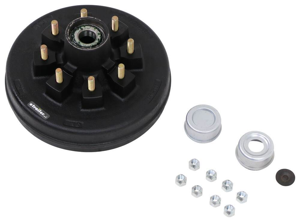 Trailer Hubs and Drums AKHD-865-7-2-EZ-K - 25580 - etrailer