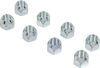 etrailer 9/16 Inch Stud Trailer Hubs and Drums - AKHD-865-8-EZ-K