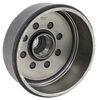 AKHD-865-8-K - 16 Inch Wheel,16-1/2 Inch Wheel,17 Inch Wheel,17-1/2 Inch Wheel etrailer Hub with Integrated Drum