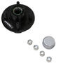 Trailer Idler Hub Assembly for 2,000-lb Axles - 4 on 4 - L44649 Bearings - Pre-Greased 1/2 Inch Stud AKIHUB-440-2-2K