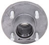 Trailer Idler Hub Assembly for 2,000-lb E-Z Lube Axles - 4 on 4 - Galvanized For 2000 lbs Axles AKIHUB-440-2-G-EZ-1K