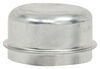 etrailer trailer hubs and drums hub standard idler assembly for 2 000-lb axles - 5 on 4-1/2 galvanized