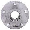 etrailer trailer hubs and drums hub standard