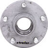 etrailer trailer hubs and drums hub ez lube idler assembly for 2 000-lb e-z axles - 5 on 4-1/2 galvanized
