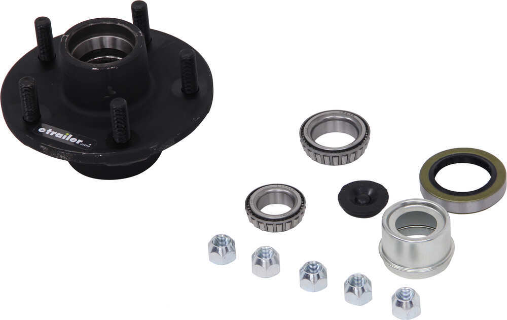 Trailer Hubs and Drums AKIHUB-550-35-EZ-K - L68149 - etrailer