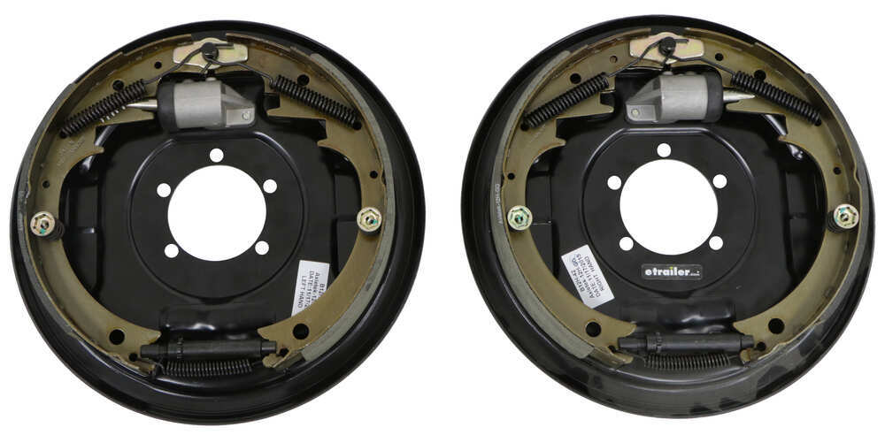 AKUBRK-7 - Brake Set etrailer Hydraulic Drum Brakes