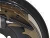 "Hydraulic Trailer Brake - Uni-Servo - 12"" - Right Hand - 5,200 lbs to 7,000 lbs 12 x 2 Inch Drum AKUBRK-7R"