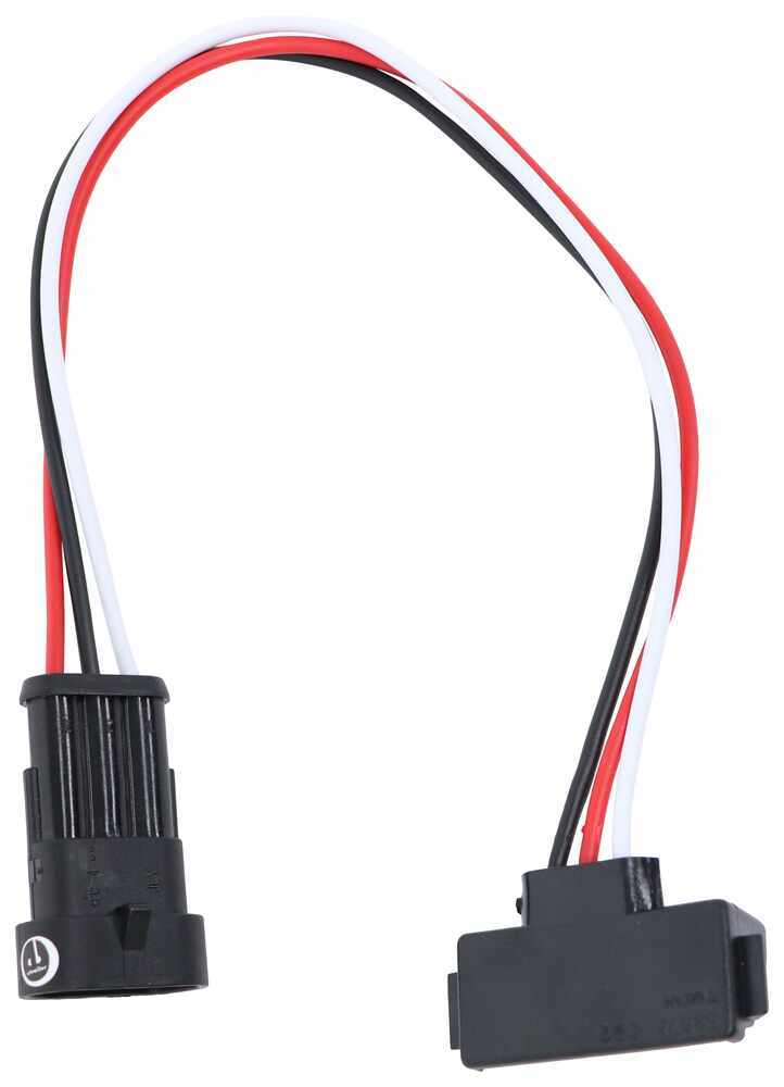 AL145PWTB - Right Angle Pigtail Optronics Trailer Lights