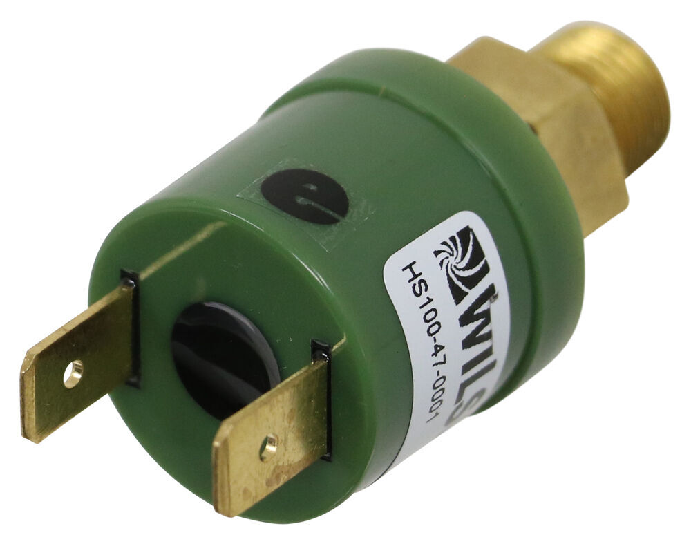 Replacement Air Pressure Switch for Air Lift Compressor System for Air Springs - 84 to 105 psi Pressure Switch AL24544