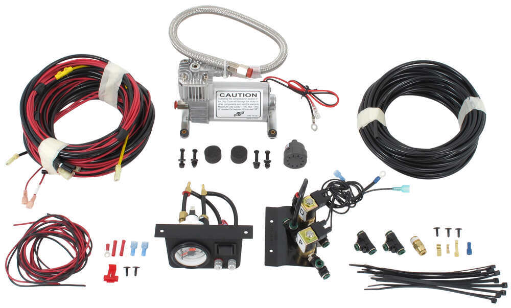 Air Lift Air Suspension Compressor Kit - AL25651