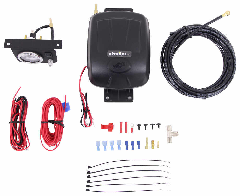 Air Lift Single Path Air Suspension Compressor Kit - AL25804