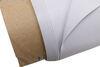 Alpha Systems Superflex RV Roof Membrane with Installation Kit - White - 25' x 9-1/2' White AL66UV