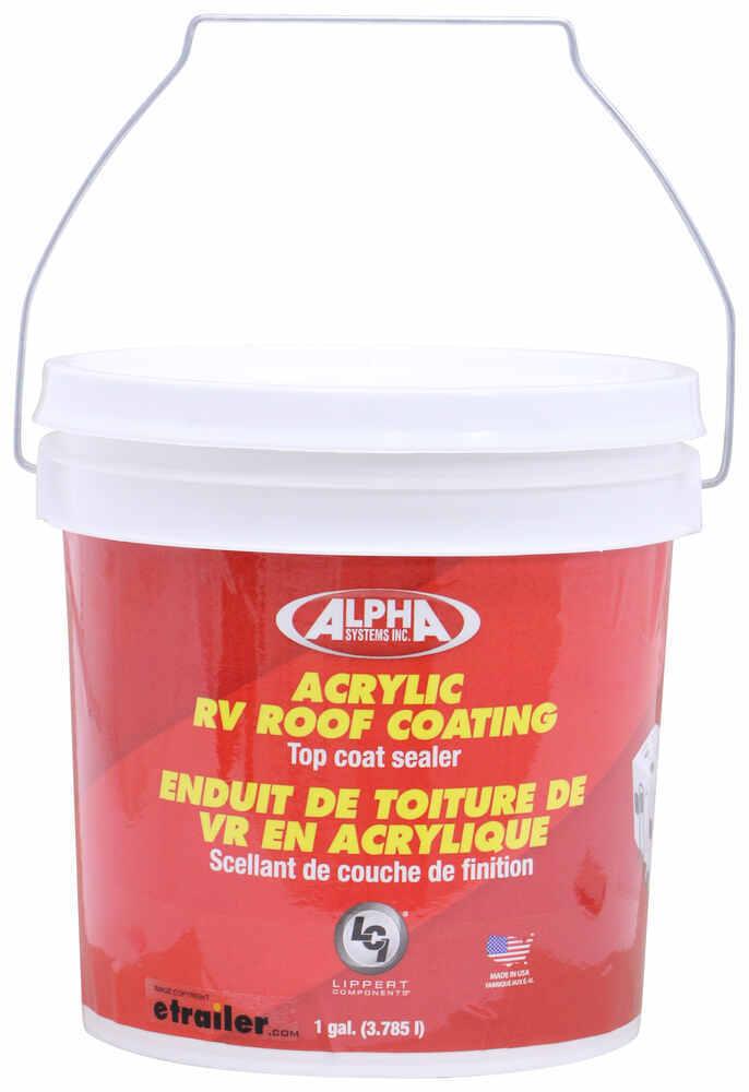 AL34CV - 1 Gallon Alpha Systems RV Roof Repair