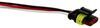 Three-Wire Straight Pigtail for Optronics Weatherproof Stop/Turn/Tail Plugs and Pigtails AL45PWTB