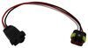 Accessories and Parts AL45PWTB - Straight Pigtail - Optronics