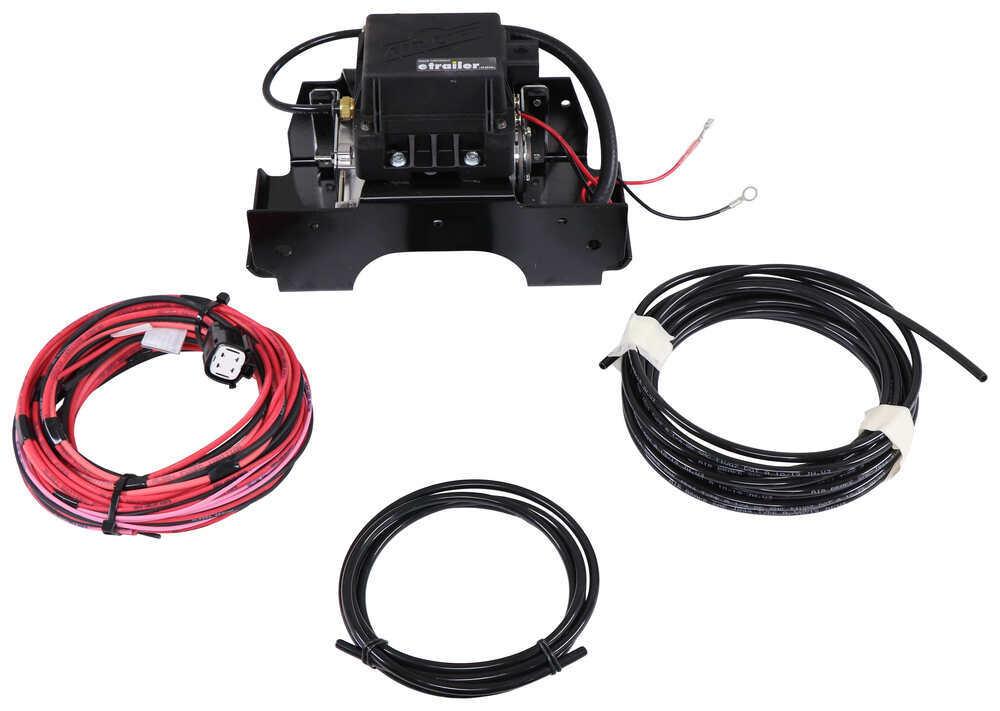 Air Lift WirelessAIR Compressor System for Air Helper Springs - Bluetooth - EZ Mount Dual Path AL58WQ