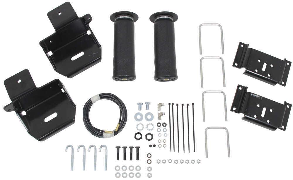 AL59568 - Standard Duty Air Lift Rear Axle Suspension Enhancement