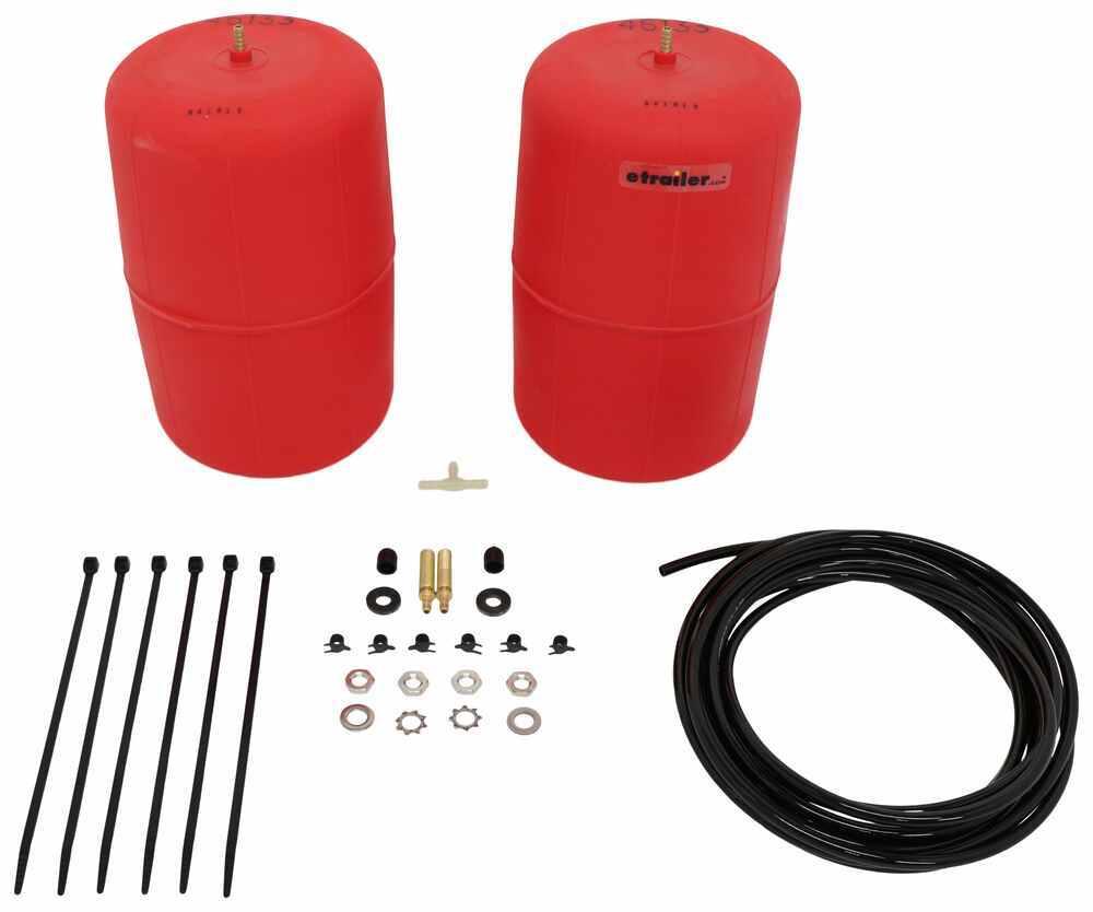 AL60728 - Air Springs Air Lift Rear Axle Suspension Enhancement