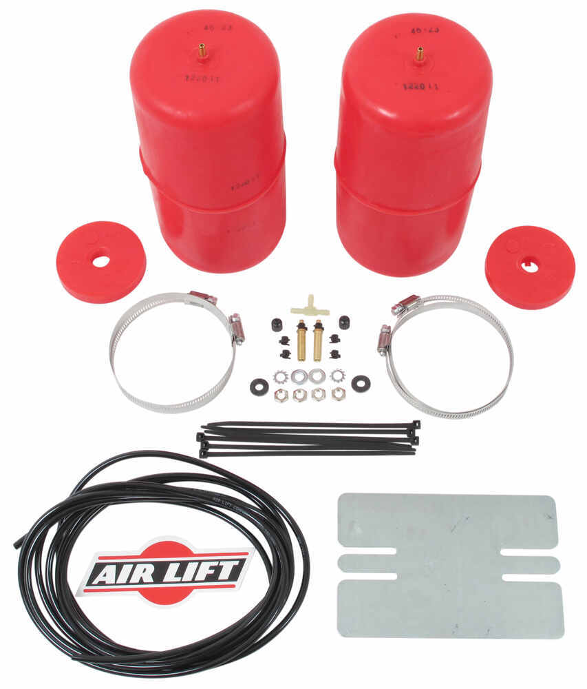 AL60769 - Light Duty Air Lift Vehicle Suspension