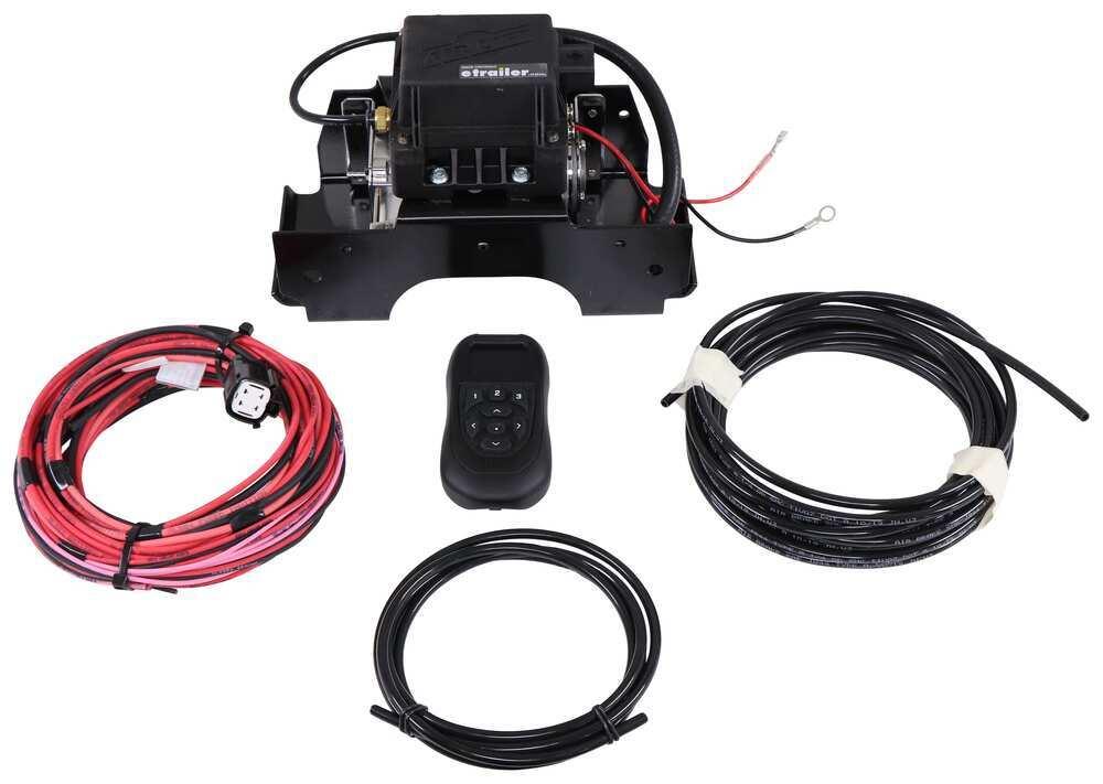 Air Lift Air Suspension Compressor Kit - AL74000EZ