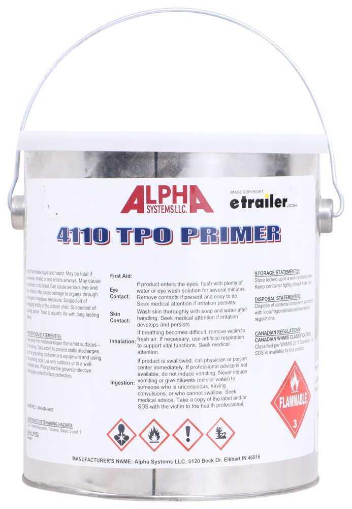 AL77CV - White Alpha Systems Primer
