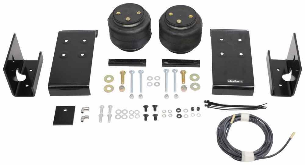 Air Lift Front Axle Suspension Enhancement - AL88240