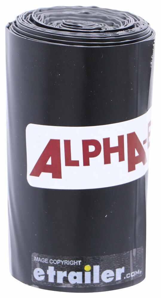 Alpha Systems Black RV Roof Repair - AL92KV