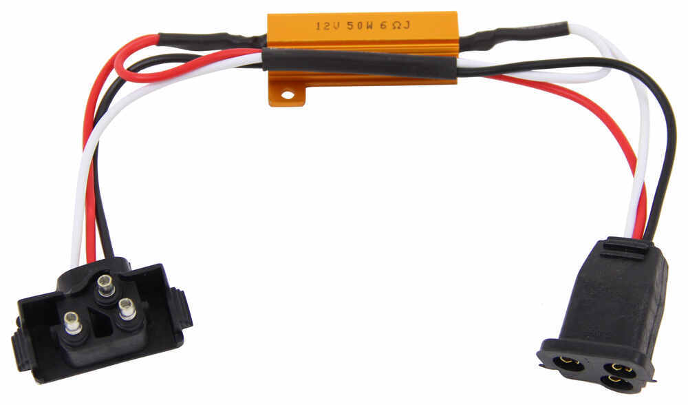 Optronics Load-Resistor Kit Accessories and Parts - ALEDRST2B