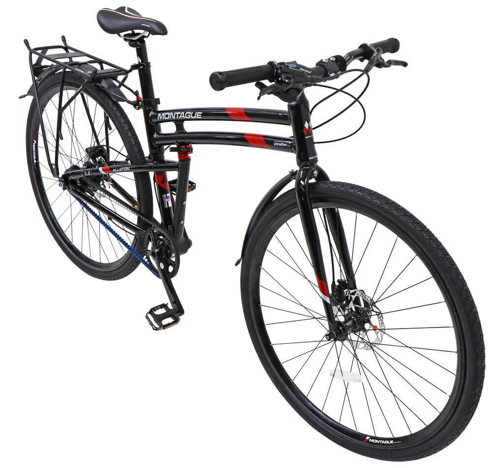 Folding Bikes ALLSTON19 - 700c - Montague