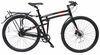 "Montague Allston Folding Bike - 11 Speed - 700c Wheels - 19"" Aluminum Frame Aluminum Frame ALLSTON19"