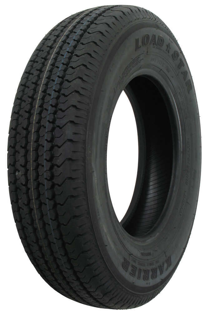 185//80-13 ST185//80R13 Approved High Speed QUANTITY 2 Tires 185//80R13 Velocity Brand D.O.T LOAD RANGE D Radial Trailer Tire