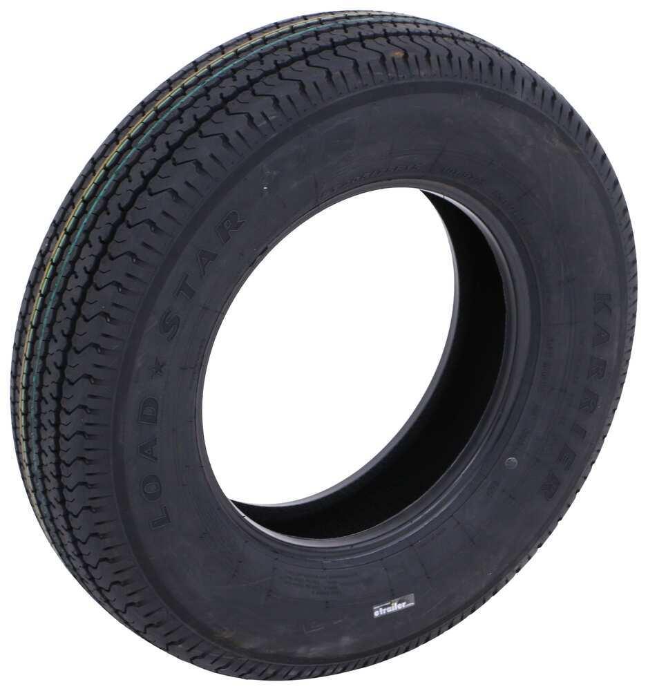 Karrier ST205/75R15 Radial Trailer Tire - Load Range C 205/75-15 AM10244